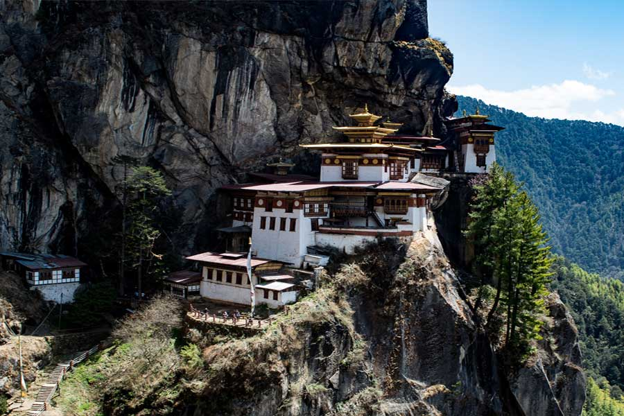 Top 10 Places to See in Bhutan