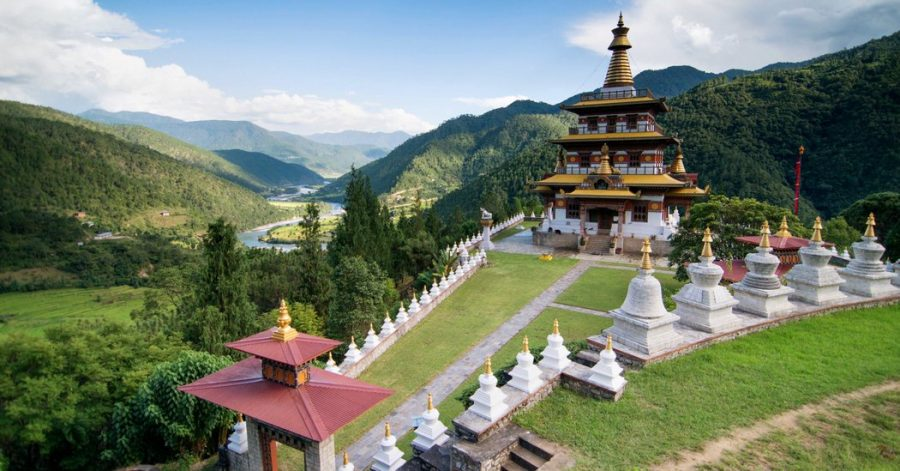 Day Hikes in Bhutan