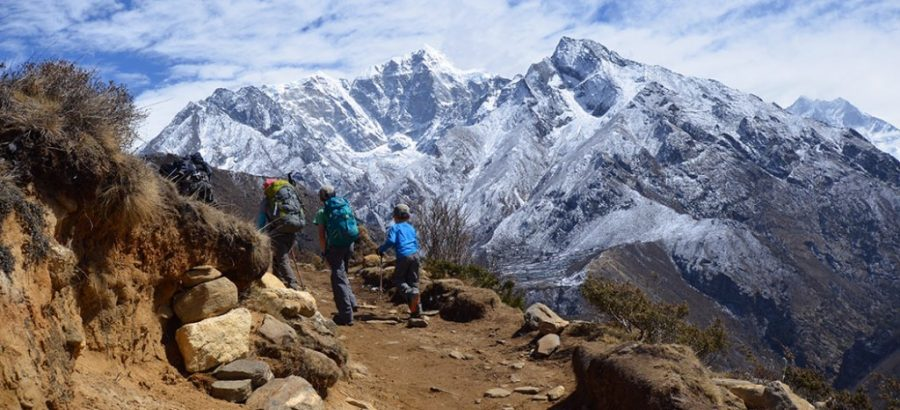 Everest Trek for family