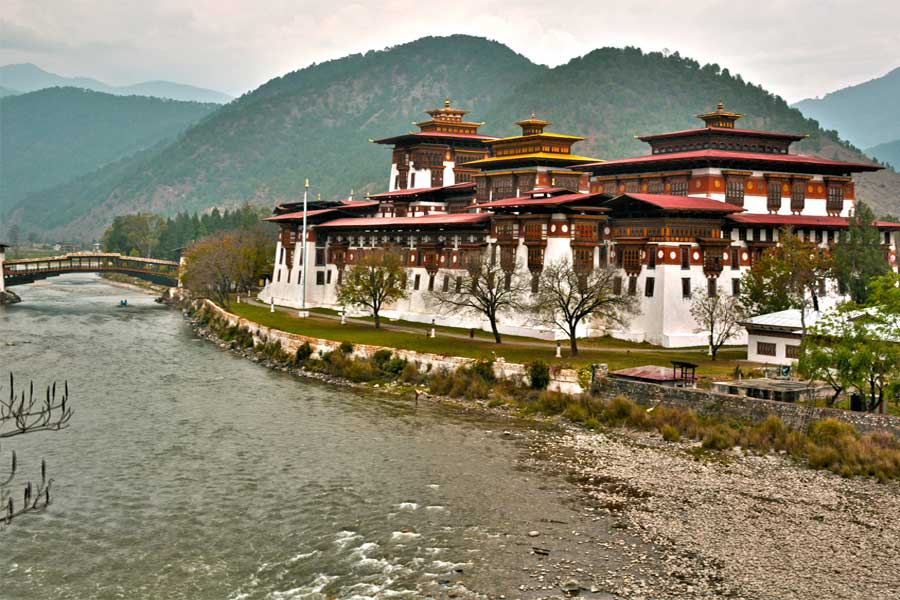 First Time Bhutan Tour