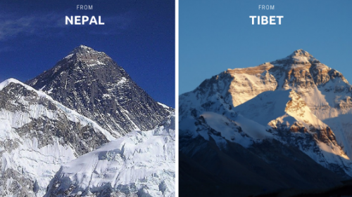 Nepal vs Tibet Everest Base Camp Tour
