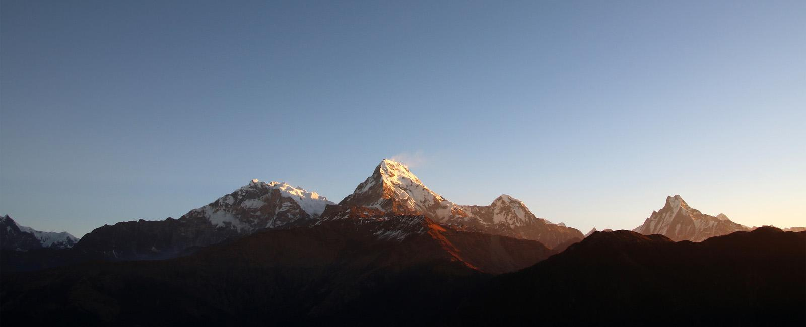 Annapurna Easy Hike for Families