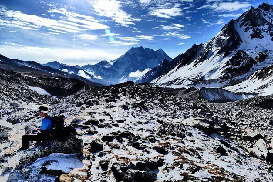 Best Himalaya Trekking in Nepal-Manslu Base Camp Trek