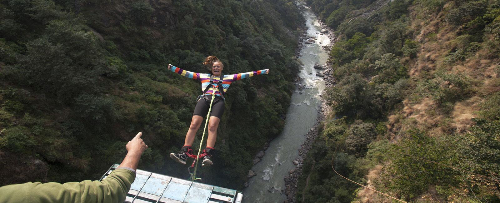 Day Bungee Jumping