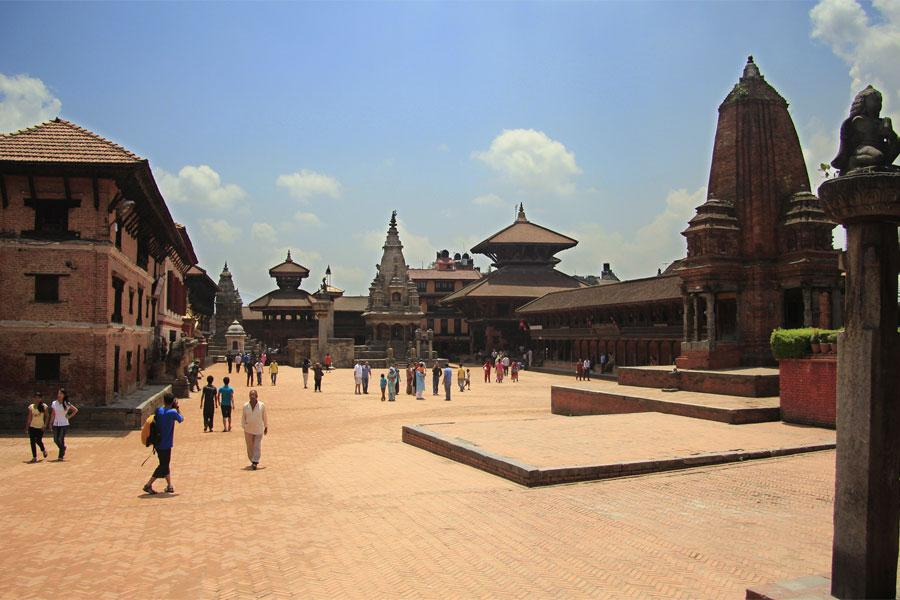 Day Tour to Bhaktapur ancient city of Nepal