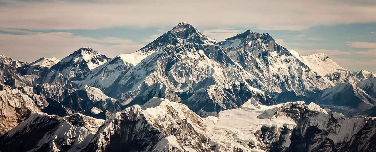 Everest Flight for the closest view of Mount Everest and Himalayas