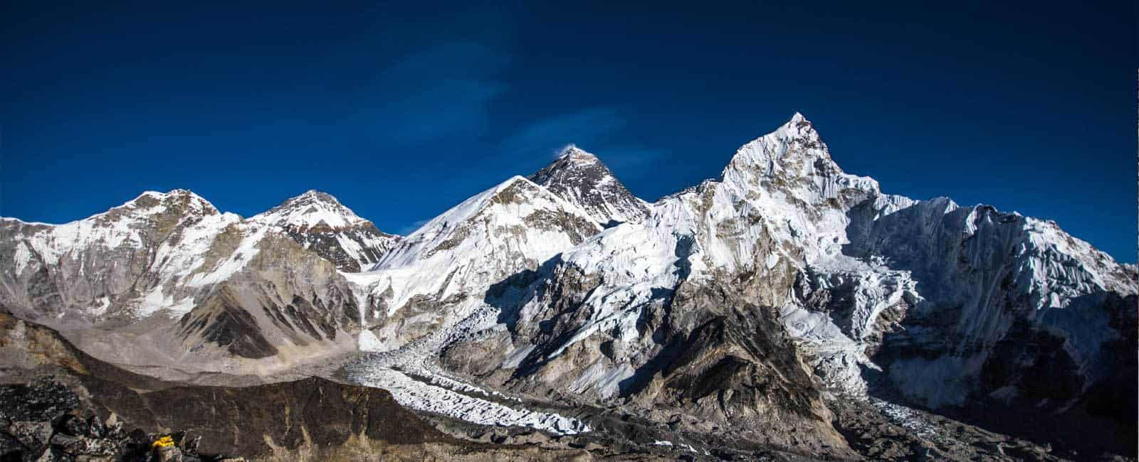 14 Days Everest Base Camp Trek Itinerary