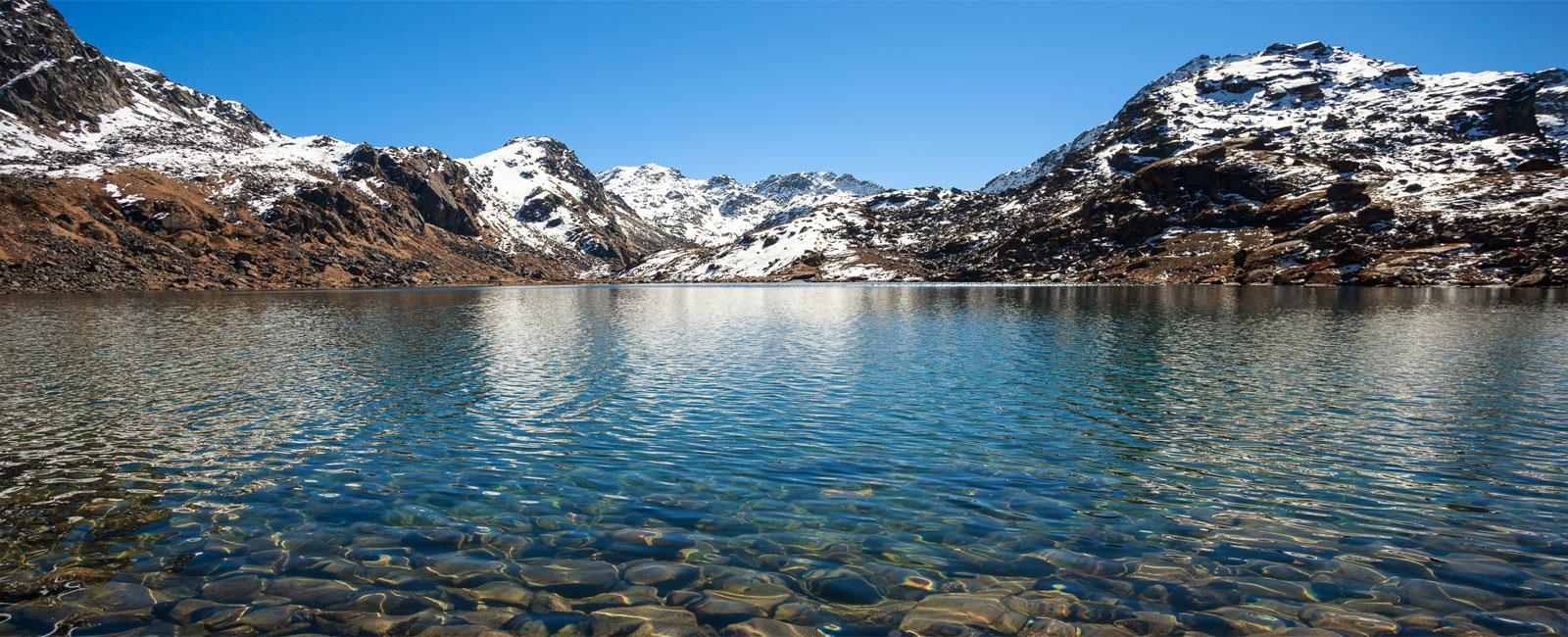 Gosainkunda Lake Retreats Trek