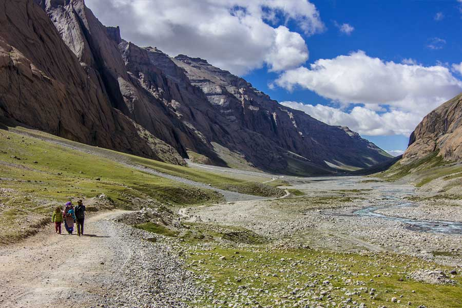 Kailash Trek via Simikot