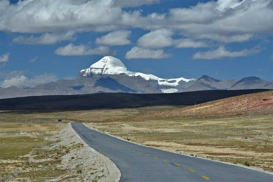 Lhasa to Kailash Tour