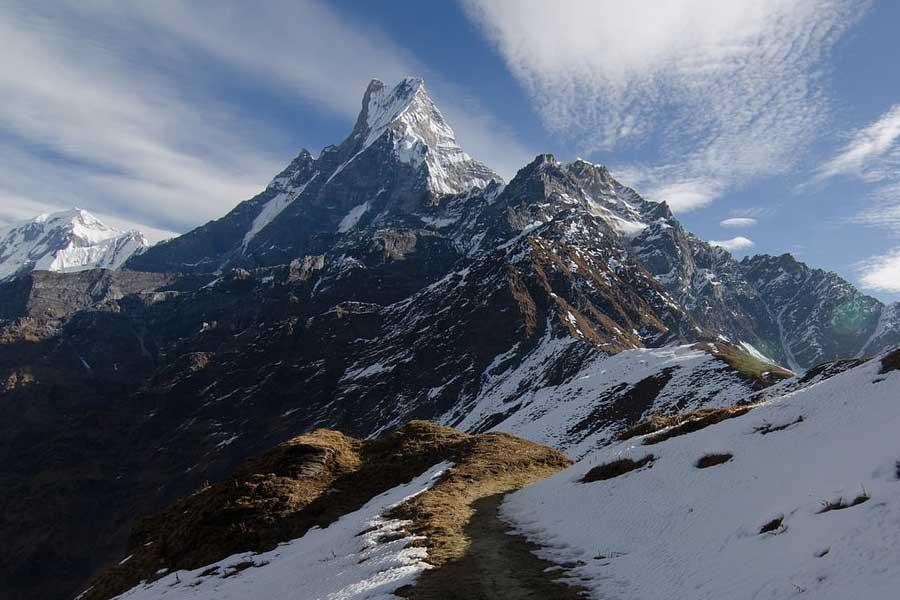 Mardi Himal to Annapurna Base Camp Trek