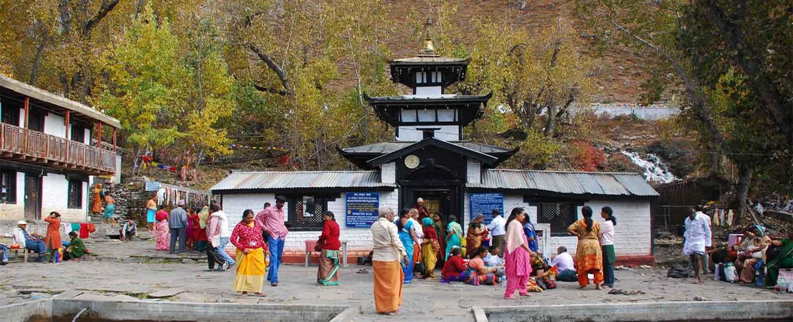 Journey to Muktinath