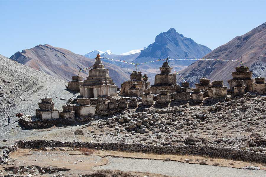 Upper Mustang to Dolpo Trek