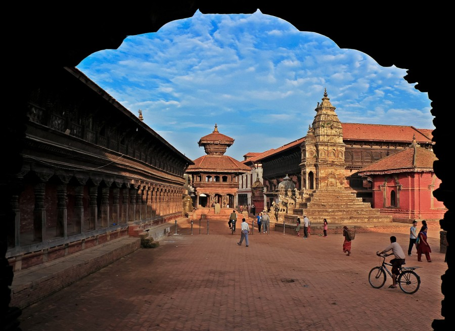 What to See around Bhaktapur Durbar Square
