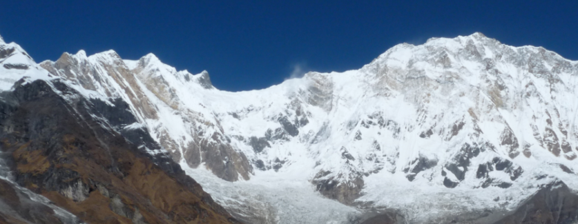 Annapurna Base Camp Trek-Himalayan adventure in Nepal