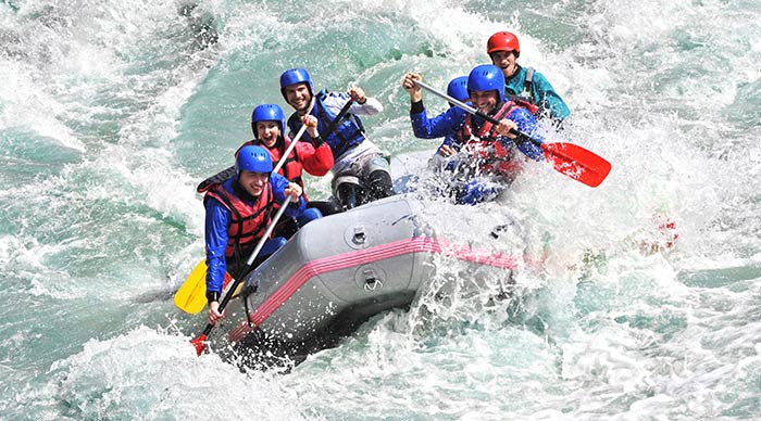 Rafting in Nepal-Real Adventure in Nepal