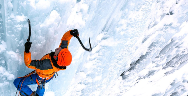 ice climbing- Himalayan adventure in Nepal