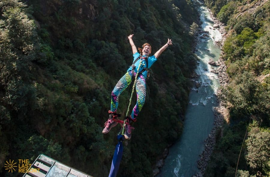 bungy-Top Himalayan Adventure in Nepal
