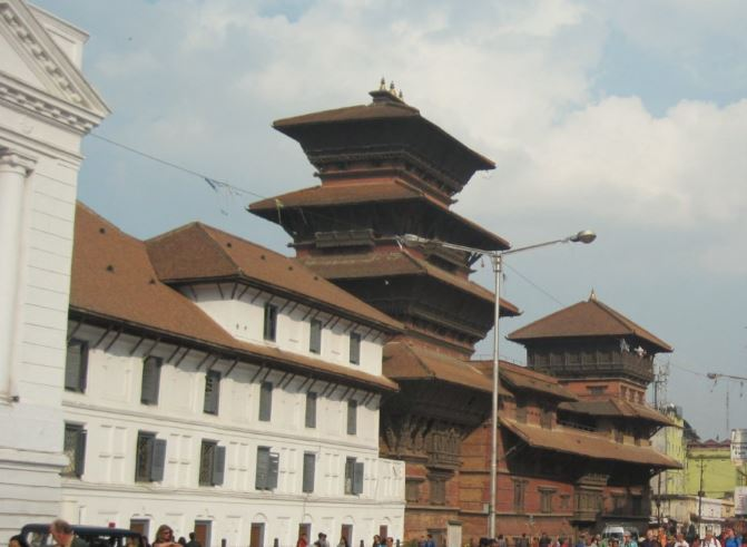 UNESCO World Heritages sites of Nepal That You must See-Kathmandu Durbar Square- UNESCO Site