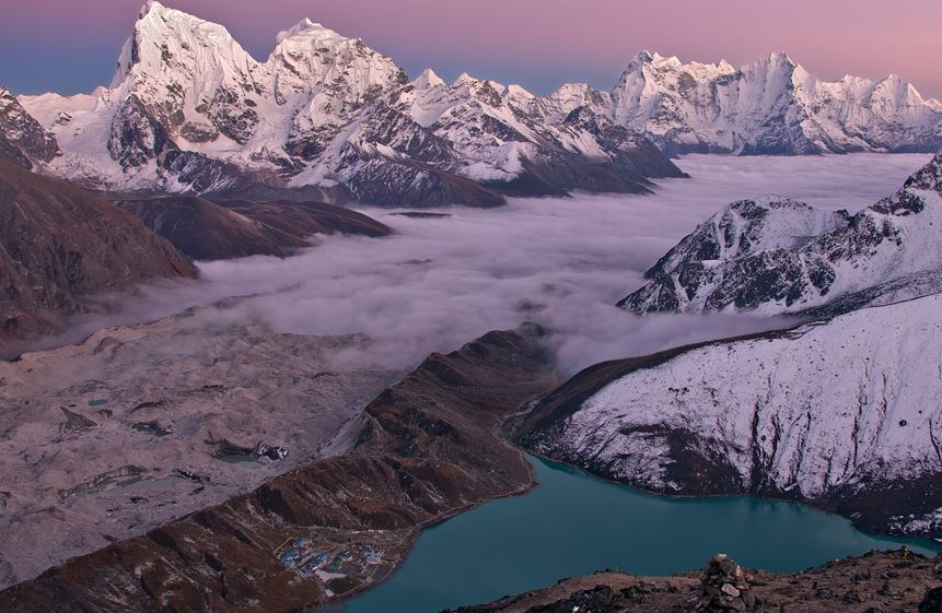 UNESCO World Heritages sites of Nepal That You must See-Sagarmatha National park