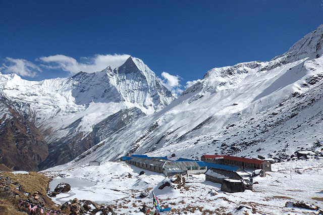 Wonderful experience to Annapurna Base Camp Trek