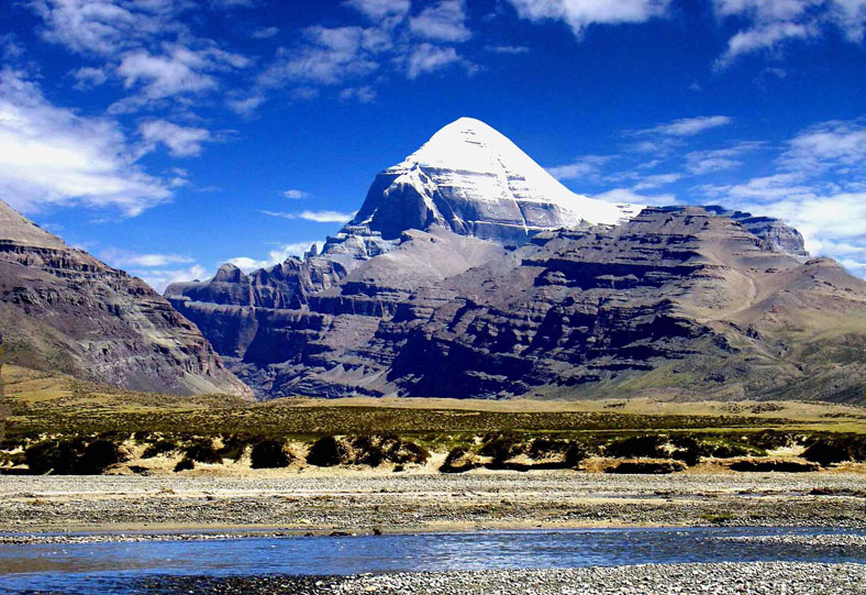 Where is Mount Kailash?