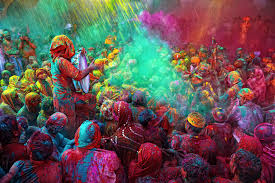Holi-Festival of Colour coming Near