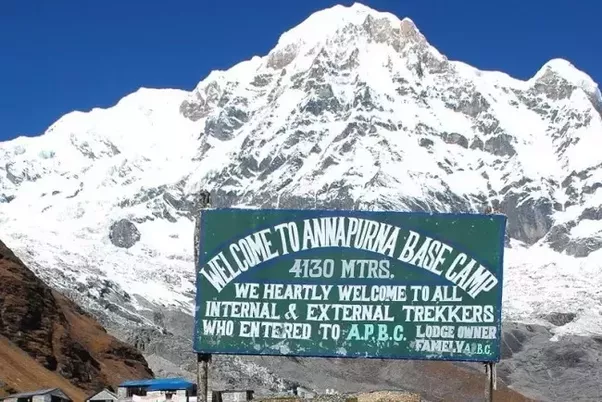 Why to do Annapurna Base Camp trek