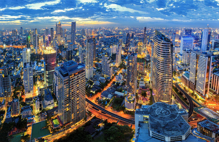 Bangkok- 8 Asia's must visit place in 2018