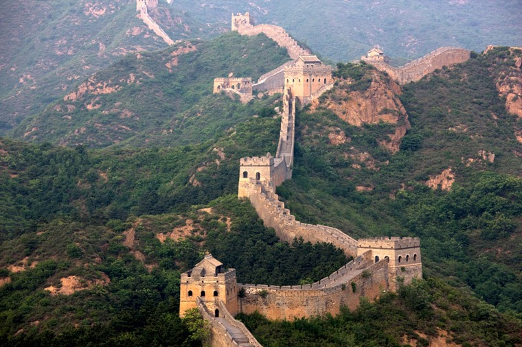 Great wall- 8 Asia's must visit place in 2018