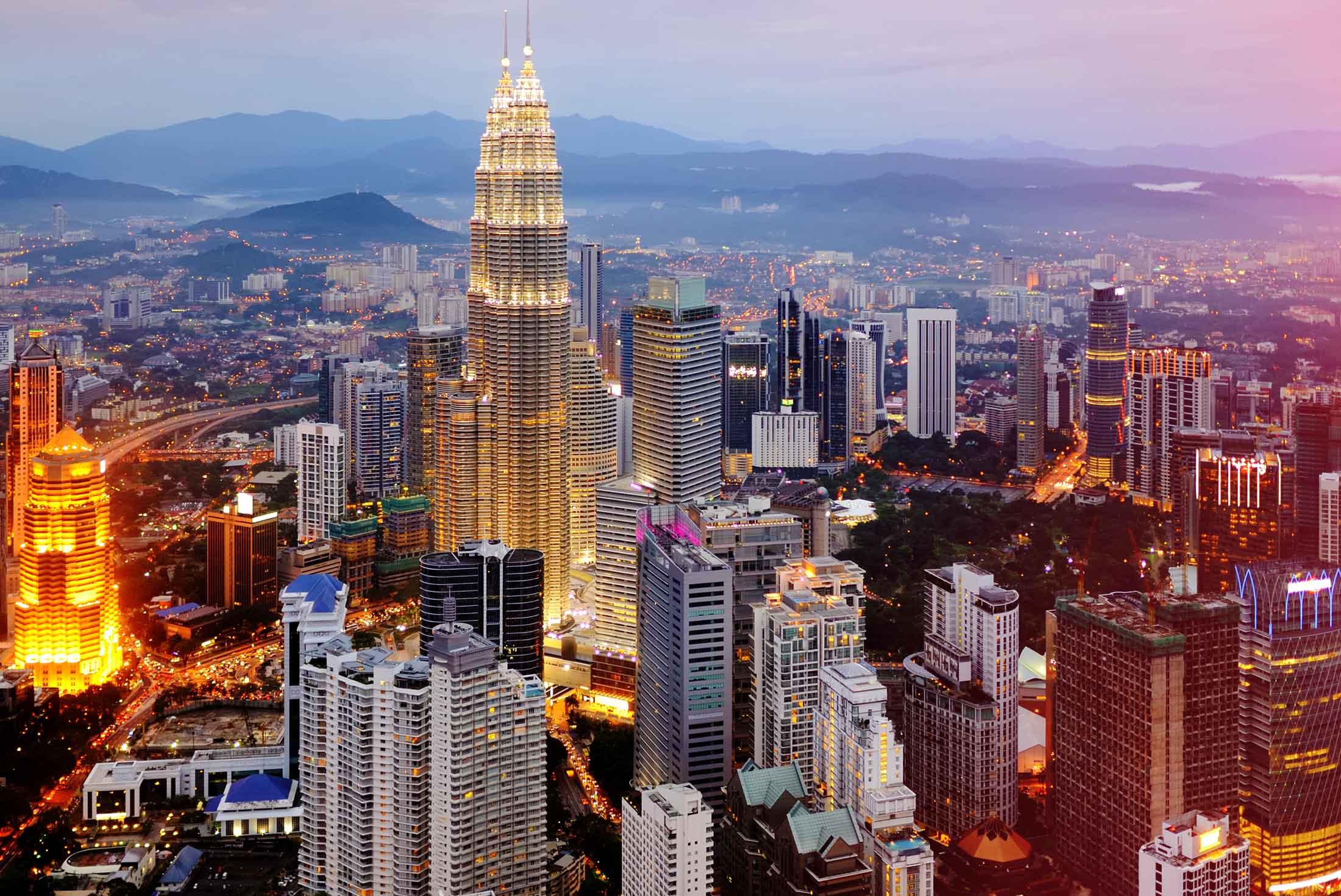 Kaula Lumpur- 8 Asia's must visit place in 2018