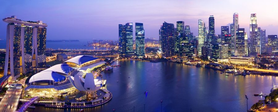 Singapore- 8 Asia's must visit place in 2018