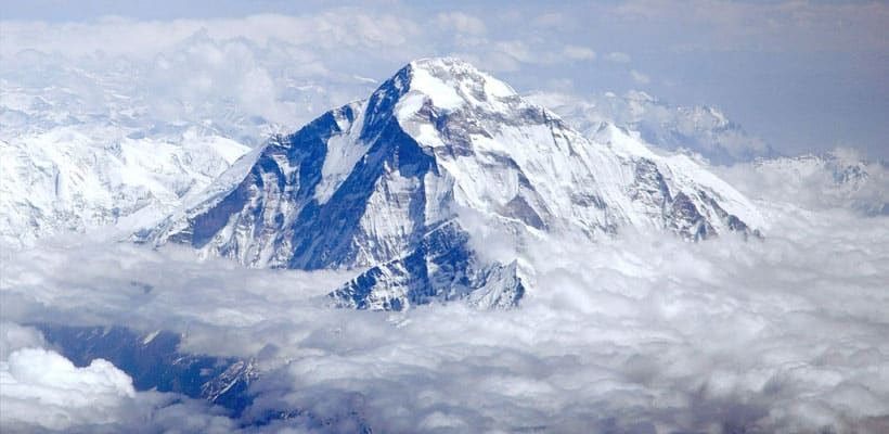 Dhaulagiri _Himalayan Mountains
