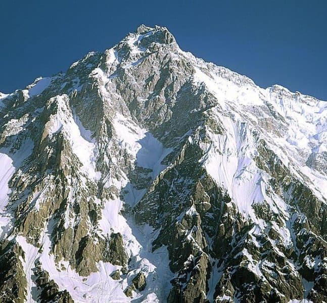 Nanga parbat-Himalayan mountains