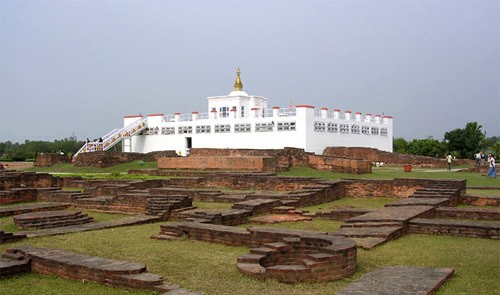 WHERE WAS LORD BUDDHA BORN