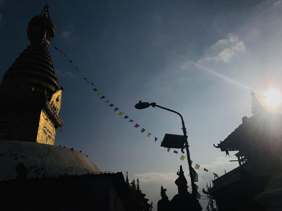 About Swayambhunath Temple