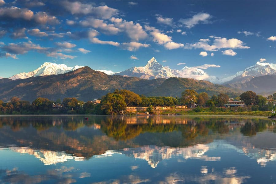 Day Tour Pokhara