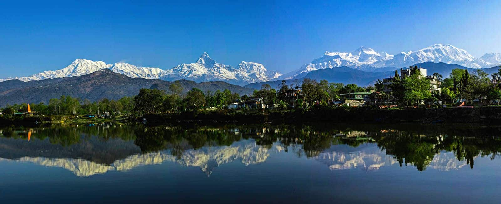 Pokhara Day Tour with Sarangkot Sunrise