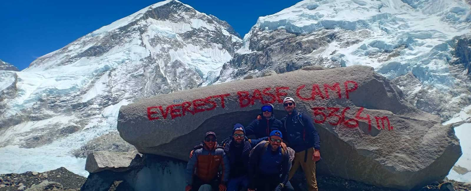 12 Days Everest Base Camp Trek for Youth and Students