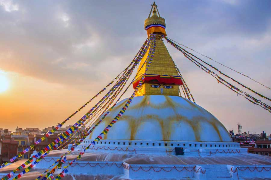 Kathmandu City Tour by Car and Driver