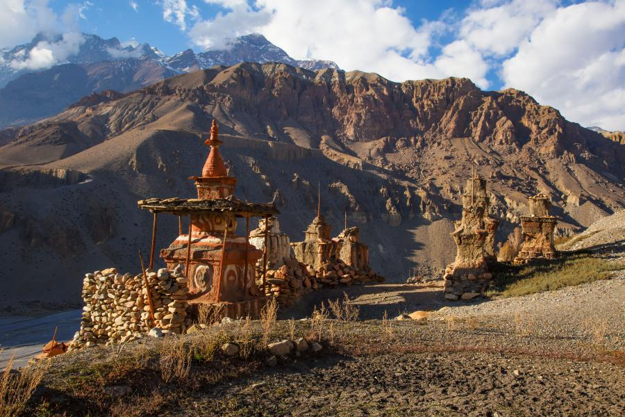 Summer Dolpo Region trek