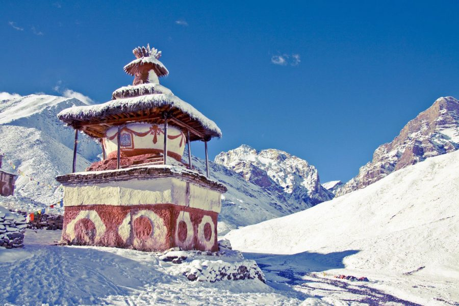 Winter Dolpo Region Trekking